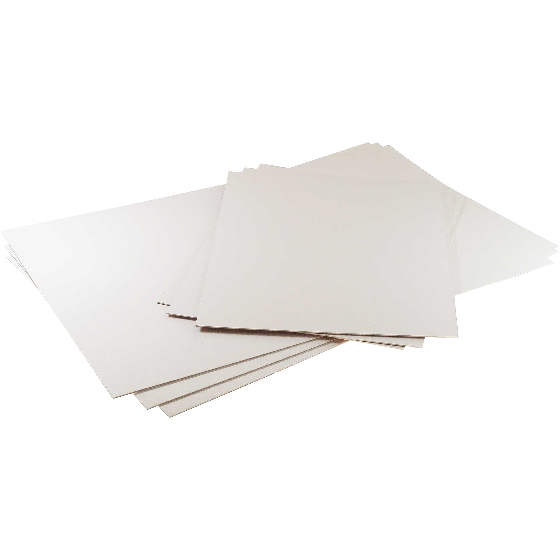 White Backing Board - 4 Ply