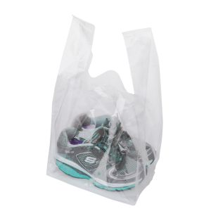 CHB2 Clear Poly Handle Bag .8 Mil - 14 1/2
